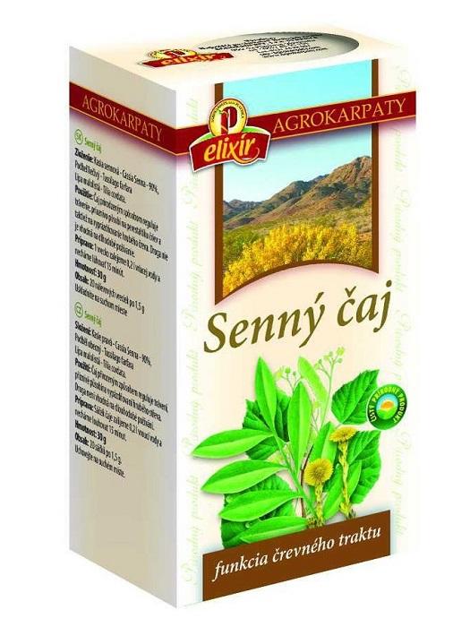 Agrokarpaty senný čaj 20x1,5g