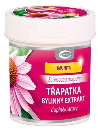 Topvet Echinacea purpurová 60 kapsúl