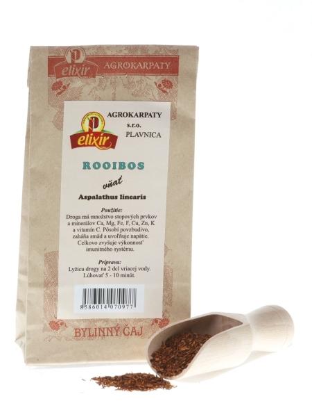 Agrokarpaty Rooibos čaj - Vňať 30g