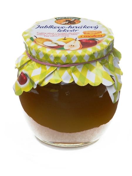 Jablkovo - hruškový lekvár s medom 500g