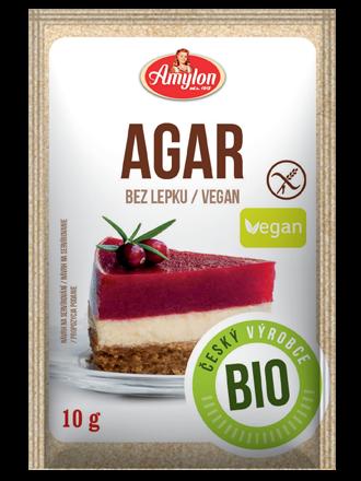 Amylon BIO Agar bez lepku vegan 10 g