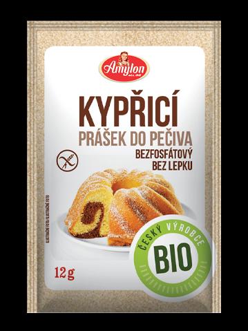 Amylon BIO Kypriaci prášok do pečiva 12 g