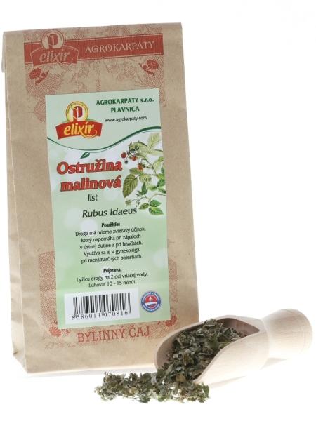 Agrokarpaty Ostružina malinová - List 30g