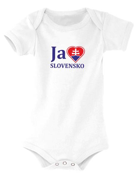 Detské body Milujem Slovensko