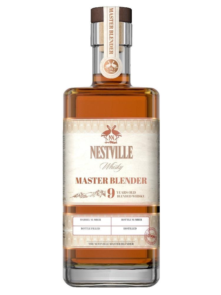 Whisky Nestville Master Blender 9Y 46% 0,7L