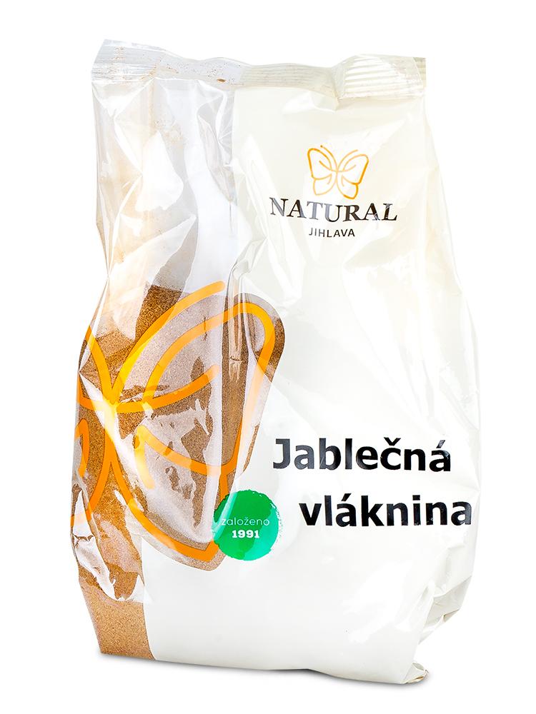 NATURAL JIHLAVA Jablčná vláknina 250g