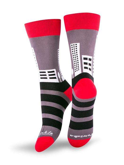 Fusakle ponožky Péétržka