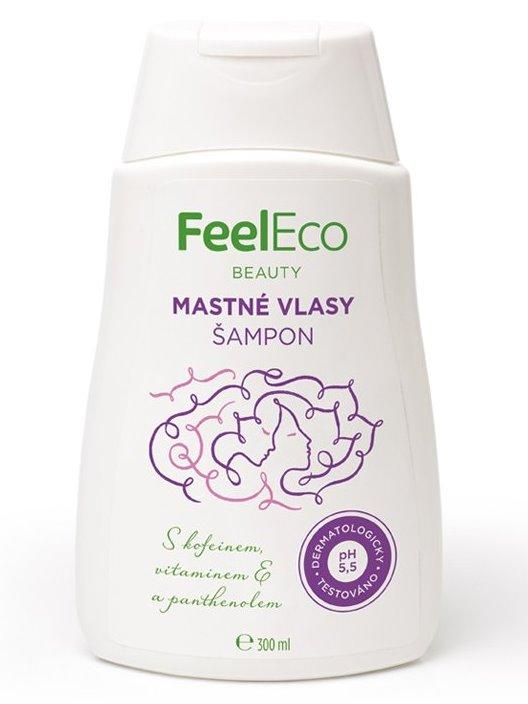 Feel Eco Šampón na Mastné vlasy 300ml
