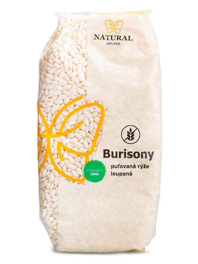 NATURAL JIHLAVA Burizony 150g