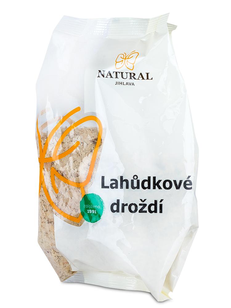 NATURAL JIHLAVA Lahôdkové droždie 100g