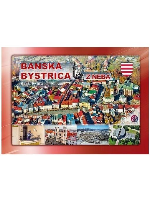 Banská Bystrica z neba