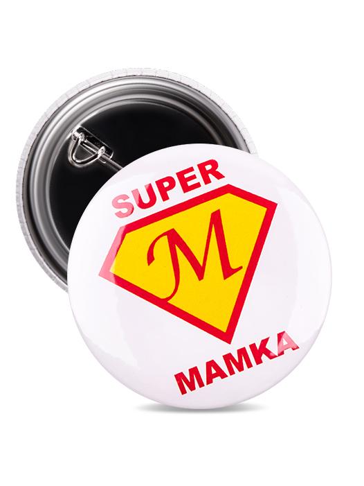 Odznak super mamka
