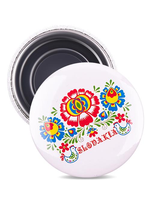 Magnetka Slovakia kvet