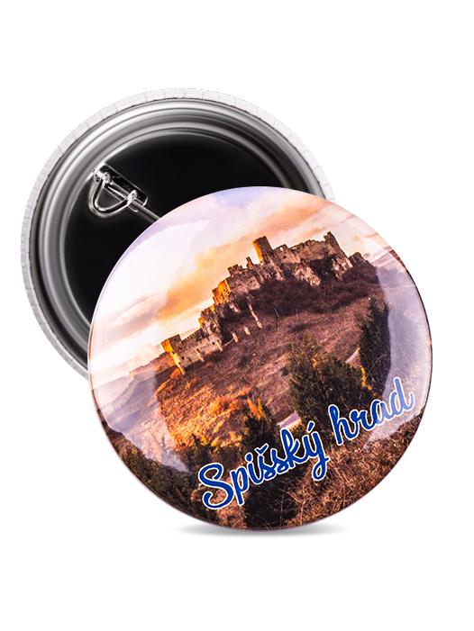 Odznak Spišský hrad