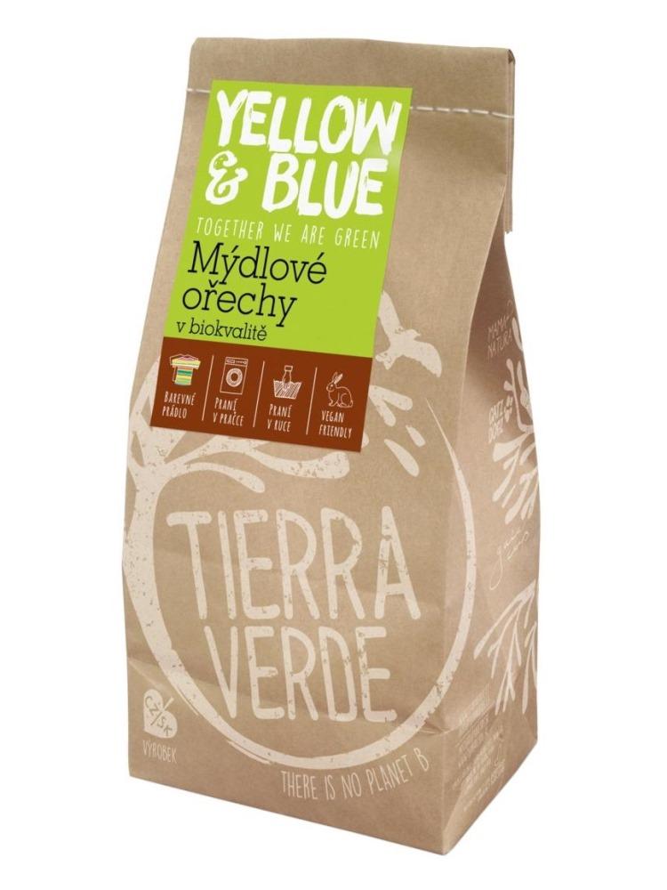 Tierra Verde mydlové orechy BIO - vrecko 500g
