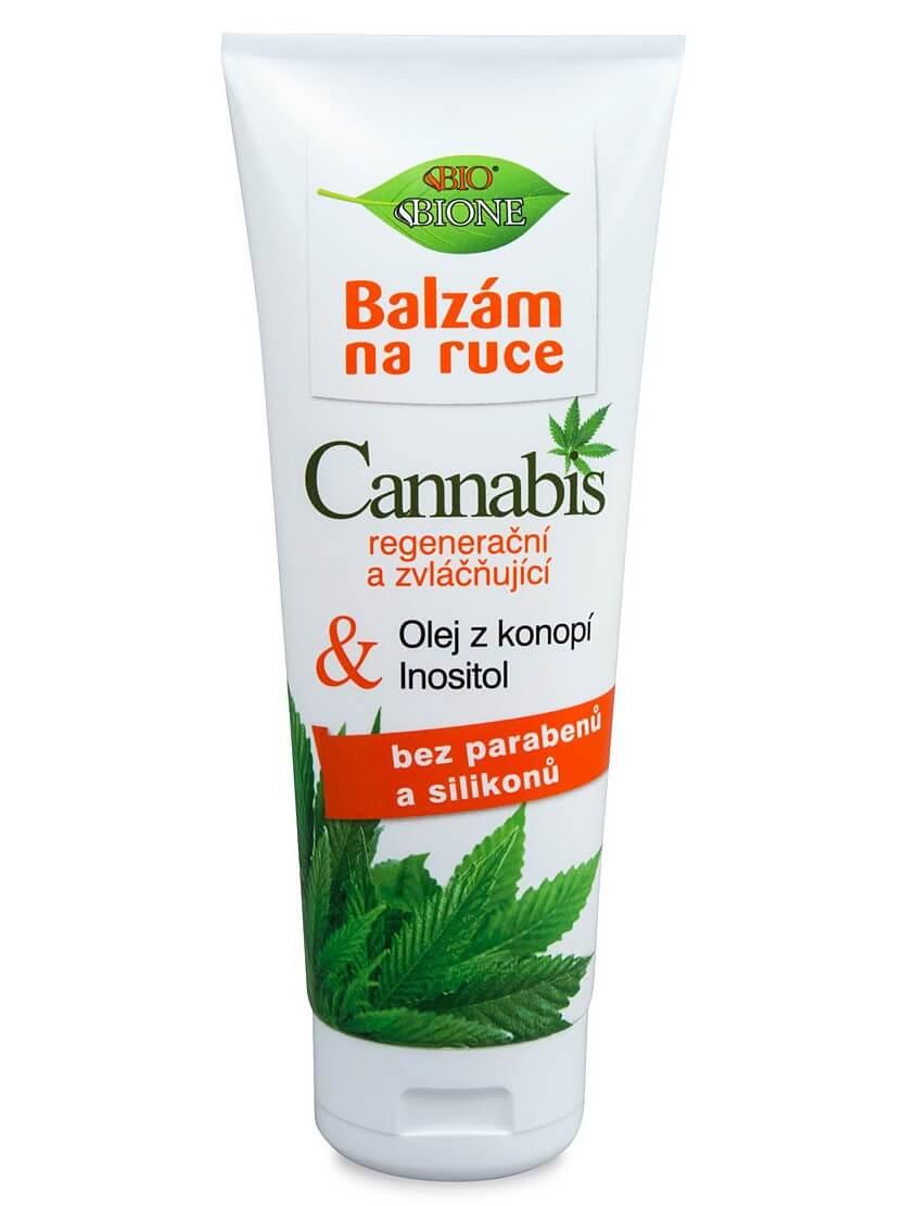 Bione Cosmetics - Balzam na ruky Cannabis 205ml
