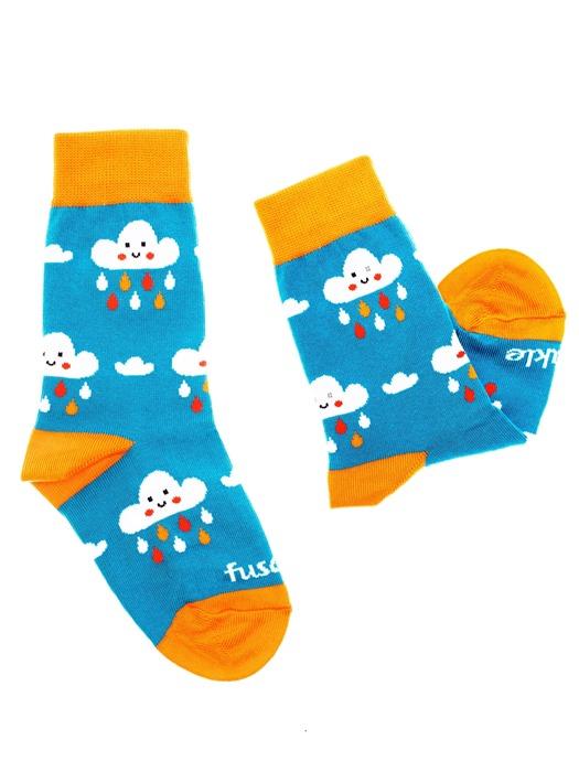 Fusakle ponožky detské mrákoty