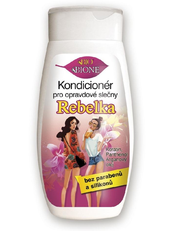 Bione Cosmetics - Kondicionér pre slečny Rebelka 260ml