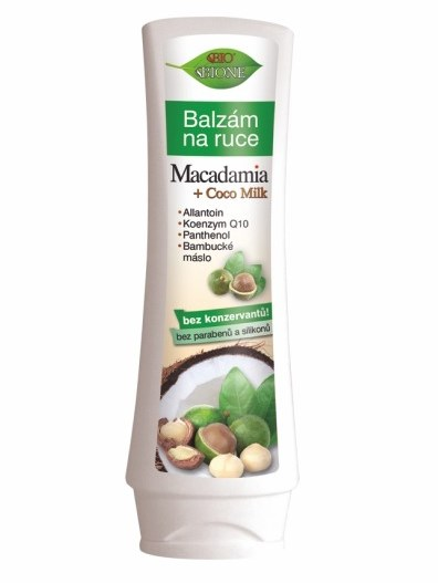 Bione Cosmetics - Balzam na ruky Macadamia 150ml