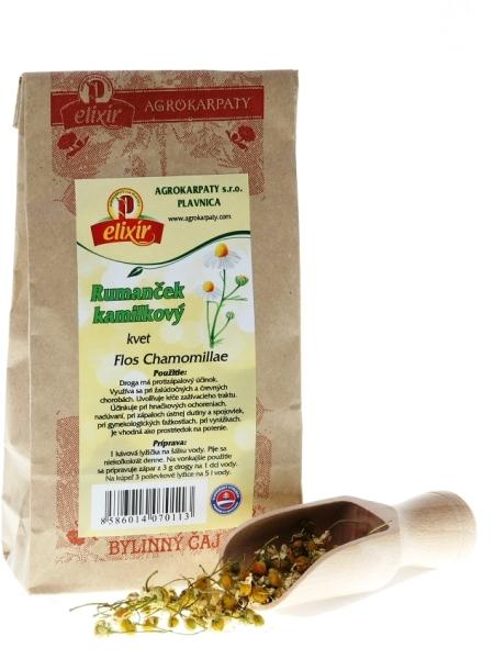 Agrokarpaty Rumanček kamilkový - Kvet 40g