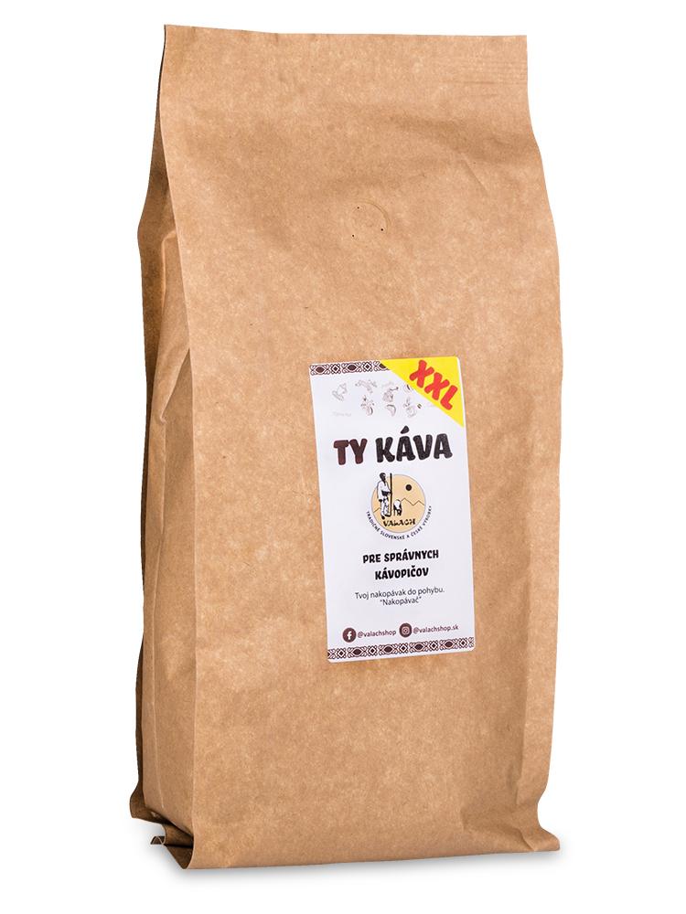 Ty káva 80% Arabica 20% Robusta XXL 1000g