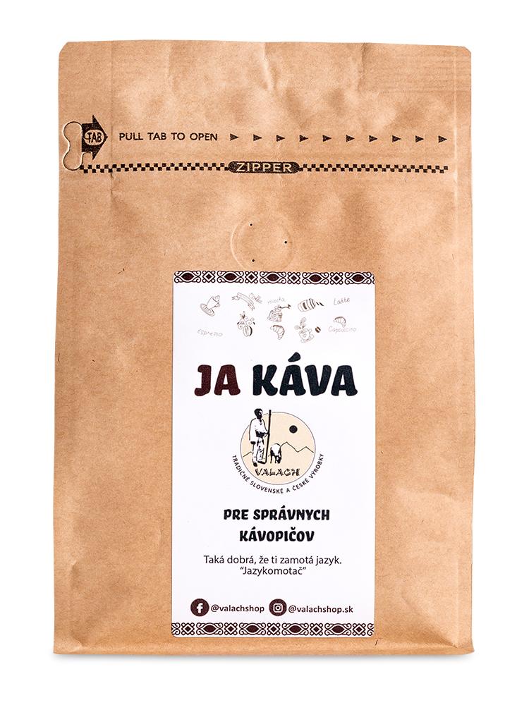 Ja káva 70% Arabica 30% Robusta 250g