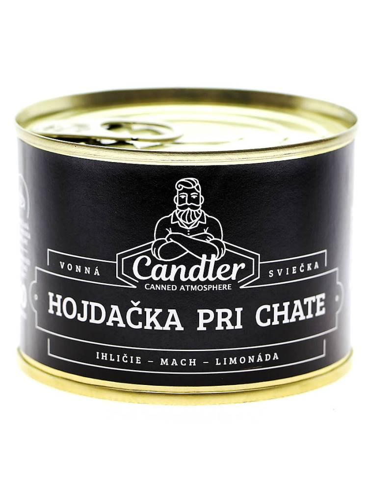 Candler Sójová sviečka Hojdačka pri chate 140g