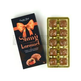Chocolate Patrik Bonboniéra slaný karamel 95g