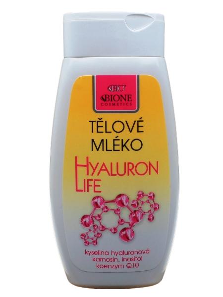 Bione Cosmetics - Telové mlieko Hyaluron Life 300ml