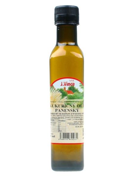 Kukuričný olej panenský 250ml