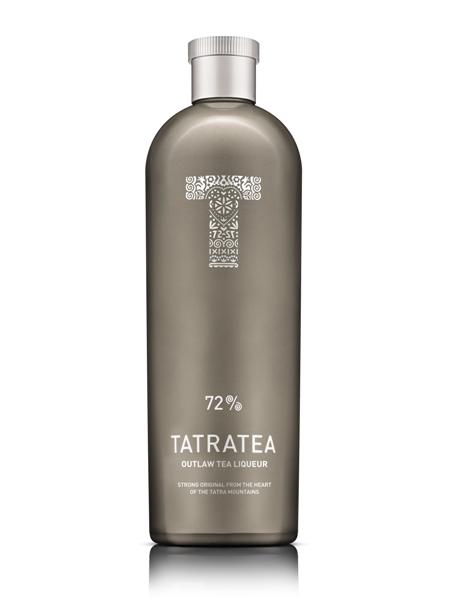 TATRATEA zbojnícky 72% 0,7l