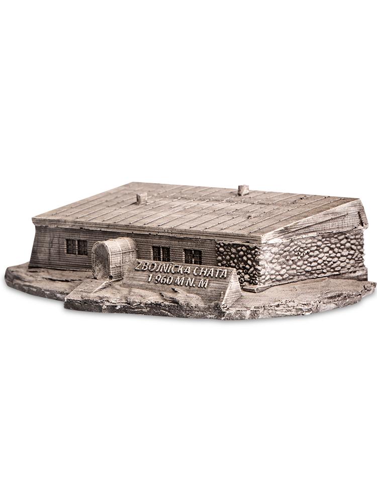Zbojnícka chata - miniatúry tatranských chát