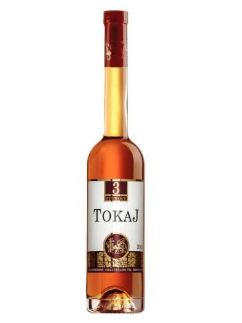 Tokajský výber 3-putňový J&J Ostrožovič 2003 0,375l