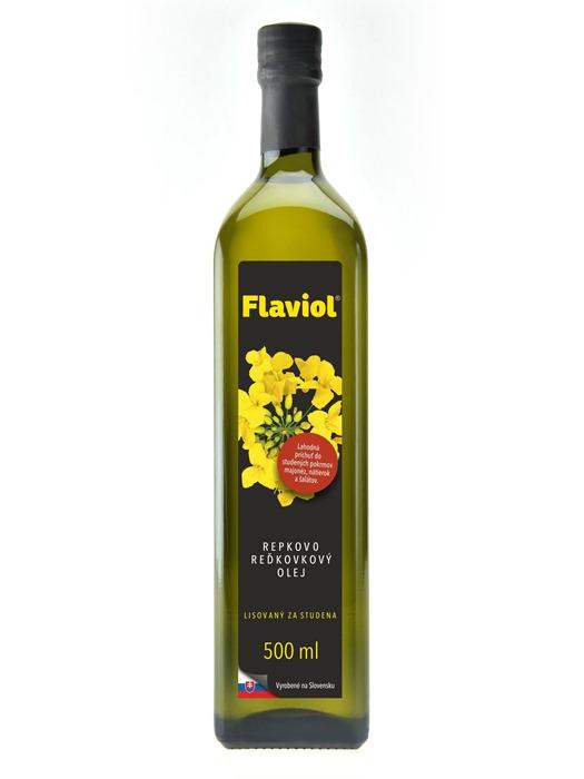 Flaviol repkovo - reďkvový olej 500ml