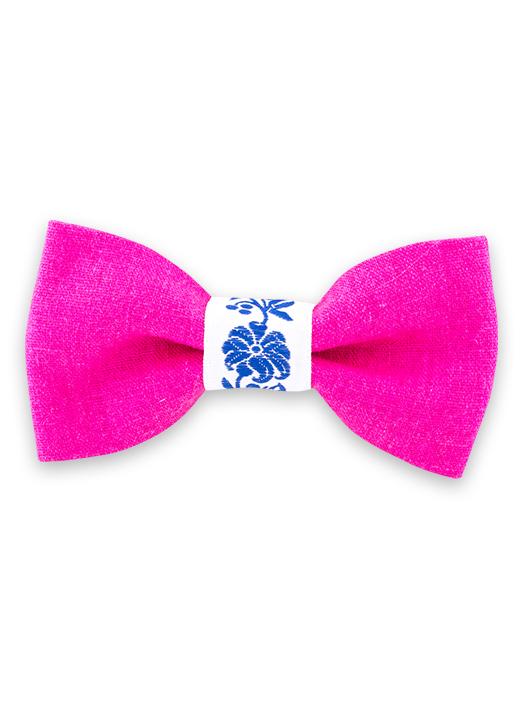 Ľanový motýlik ružový