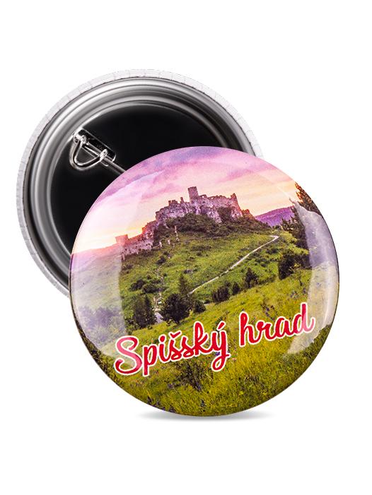 Odznak Spišský hrad 1