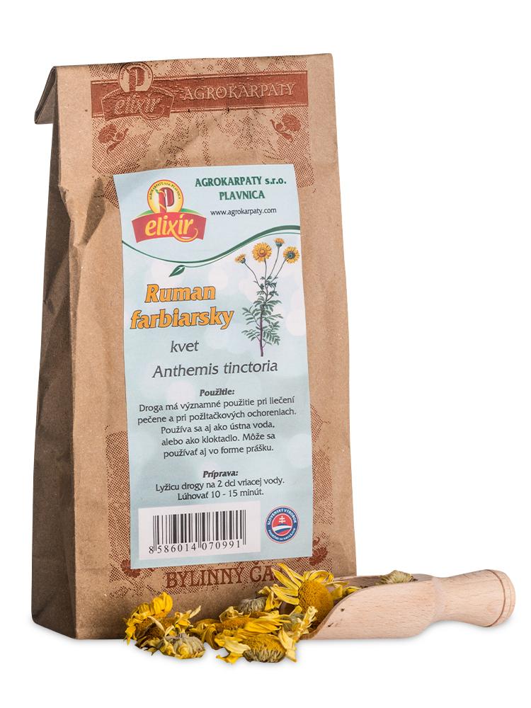 Agrokarpaty Ruman farbiarsky - Kvet 30g