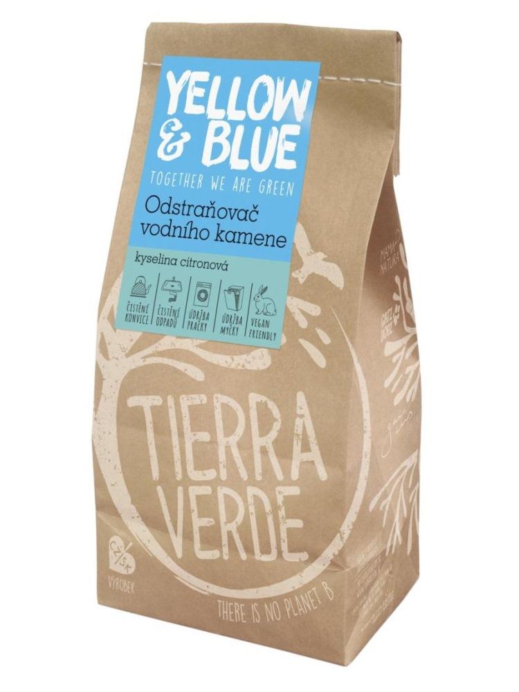 Tierra Verde odstraňovač vodného kameňa kyselina citrónová - vrecko 1kg