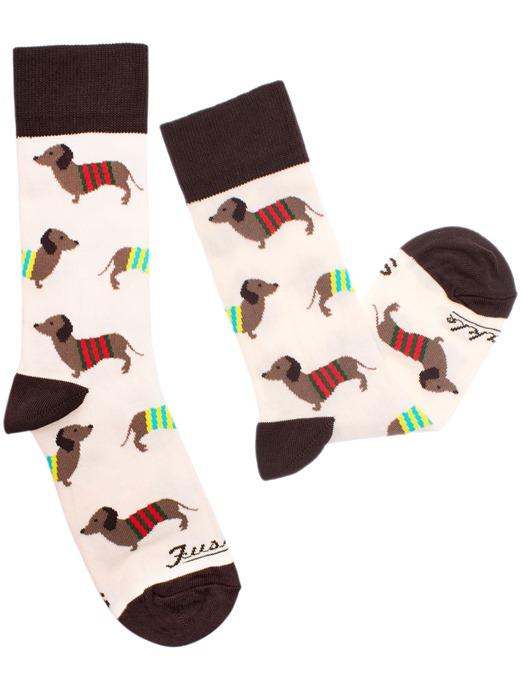 Fusakle ponožky Venčenie