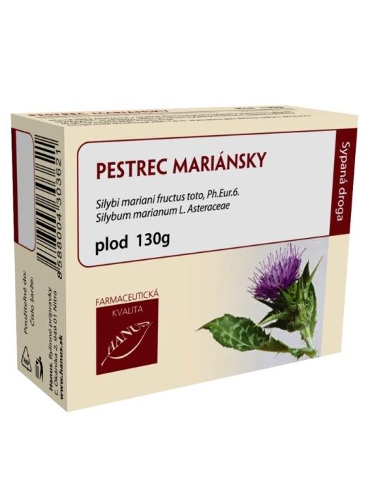 HANUS Pestrec mariánsky - plod 130g
