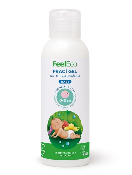 FeelEco Prací gél na detskú bielizeň BABY 100ml