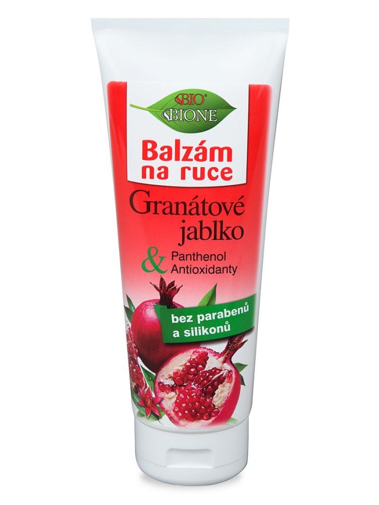 Bione Cosmetics - Balzam na ruky Granátové jablko 205ml