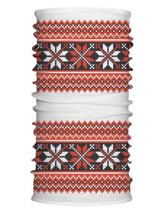 Multifunkčný šál ľudový vzor 7131