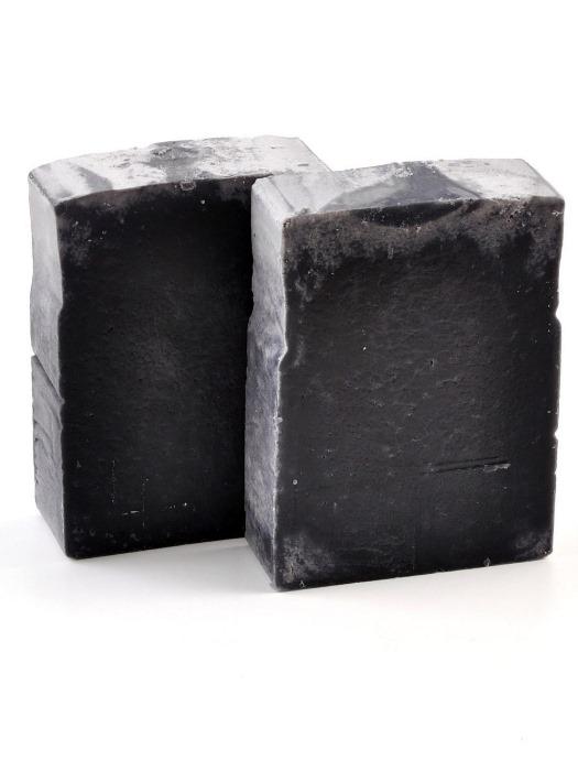 MUSK Prírodné mydlo čierne zlato vegan 100g