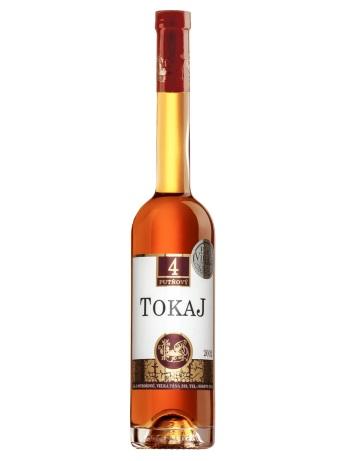 Tokajský výber 4-putňový J&J Ostrožovič 2004 0,375l