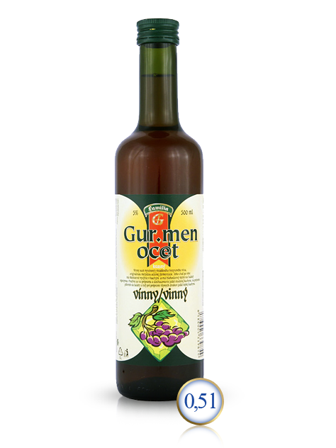 Vínny ocot 6% GUR.MEN PREMIUM