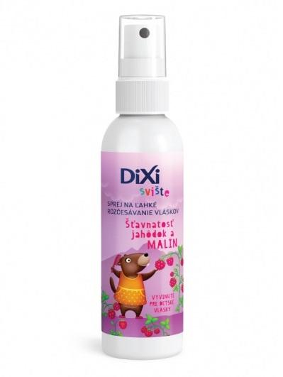 DIXI Sprej na rozčesávanie vlasov Svište 150ml