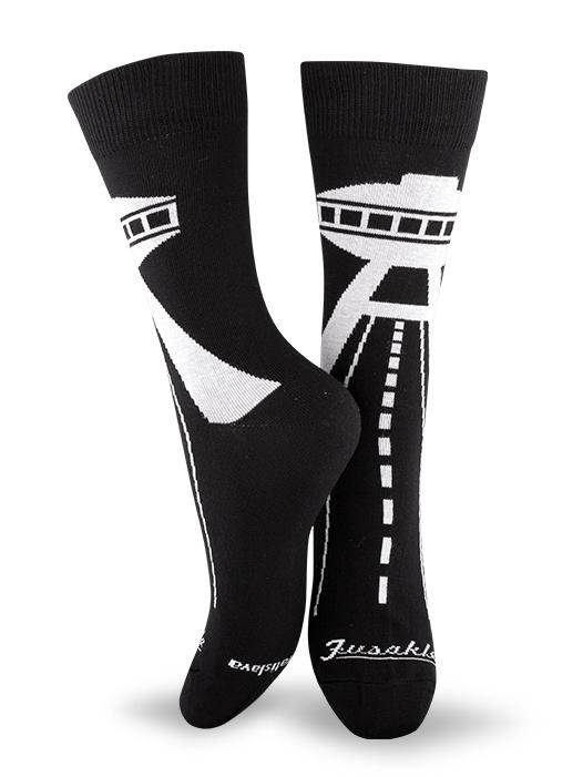 Fusakle ponožky Bratislava UFO