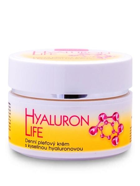Bione Cosmetics - Denný pleťový krém Hyaluron Life 51ml