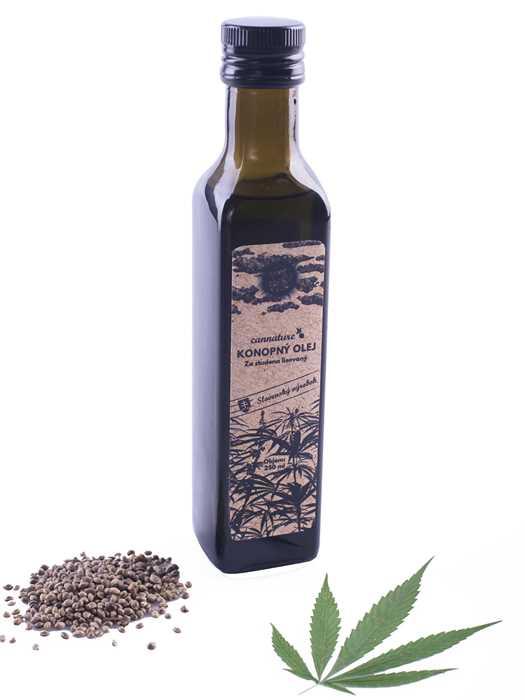 Cannature konopný olej 250ml
